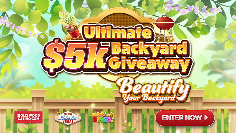 Backyard Giveaway