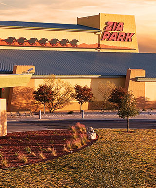 Zia Park Casino and Racetrack