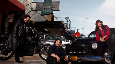 los lonely boys zia park